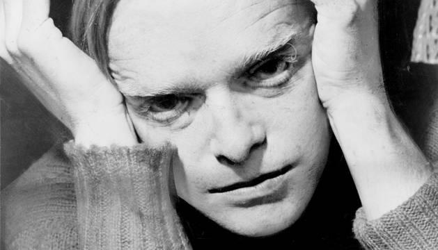 Truman Capote, autor de 'A sangre fría'.