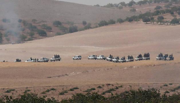 Siria condena la incursión turca, que tacha de violación de la soberanía