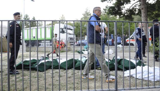 Al menos 247 muertos tras el devastador terremoto del centro de Italia