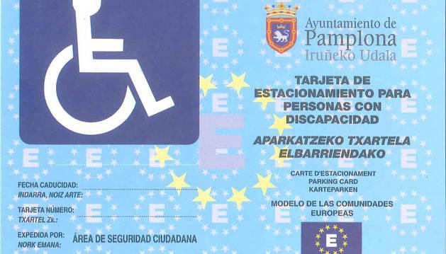 Retiran por fraude 136 tarjetas de estacionamiento para personas con discapacidad