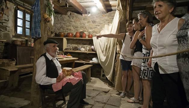 Ochagavía, un pueblo de tradiciones