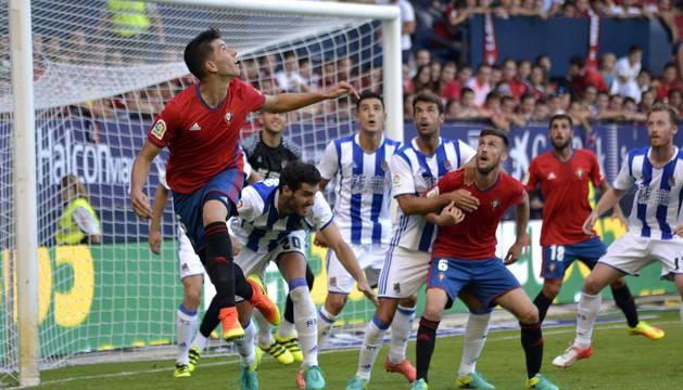 Osasuna 0-2 Real Sociedad I