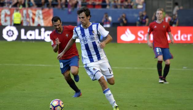 Osasuna 0-2 Real Sociedad II