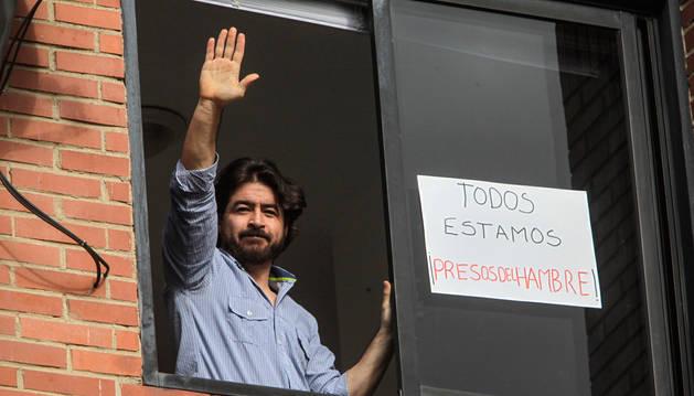 El opositor Daniel Ceballos, en arresto domiciliario, trasladado a la cárcel