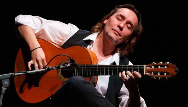 Vicente Amigo actúa hoy en el último día del Flamenco on Fire.