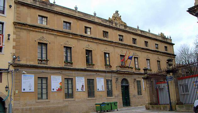 Instituto Navarro de Administración Pública.