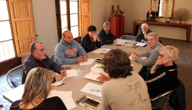 Mesa de Defensa del Patrimonio Histórico y Cultural de Tudel.