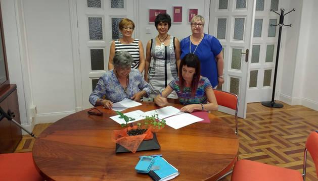 El INAI destina 10.000€ para fomentar el asociacionismo entre mujeres