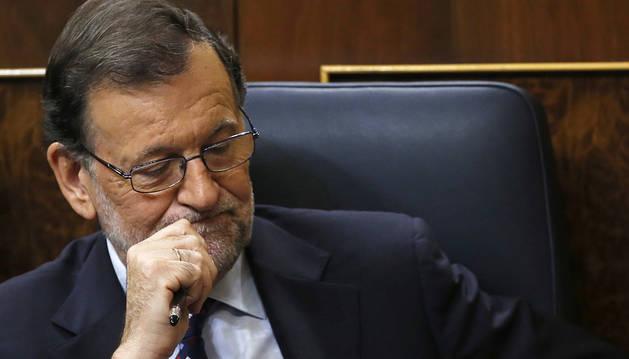 El Congreso vuelve a rechazar a Mariano Rajoy
