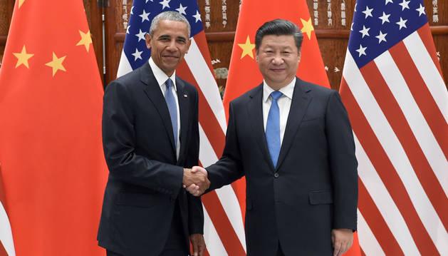 EE UU y China ratifican juntos el pacto de París contra el cambio climático