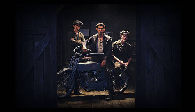 'Harley and the Davidsons