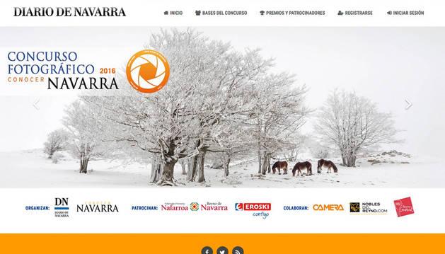 Este lunes comienza el IX Concurso fotográfico Conocer Navarra