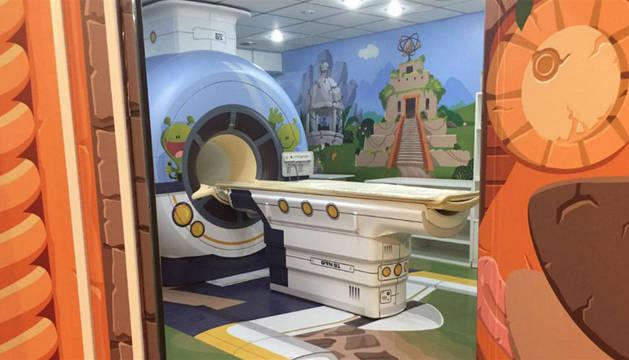 Los pacientes tendrán que ayudar a un extraterrestre a encontrar su nave espacial en la