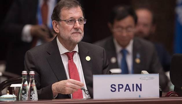 Rajoy alerta al G20 del populismo como gran enemigo del crecimiento