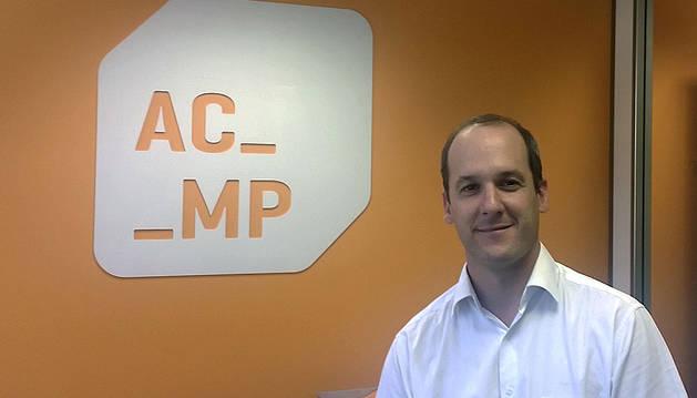 Carlos Achaerandio, socio y director de Proyectos de ACMP