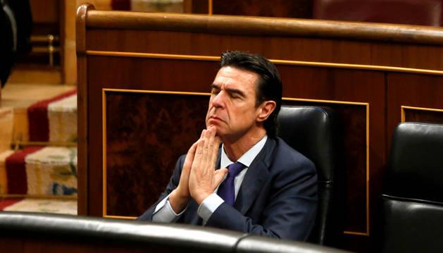 El exministro de Industria, Energía y Turismo, José Manuel Soria.