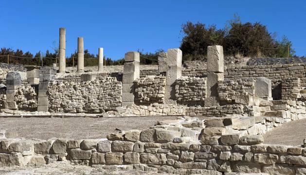 A partir de este martes las personas aficionadas a la arqueología podrán visitar el yacimiento de Santa Criz, recientemente declaradoBien de interés Cultural.