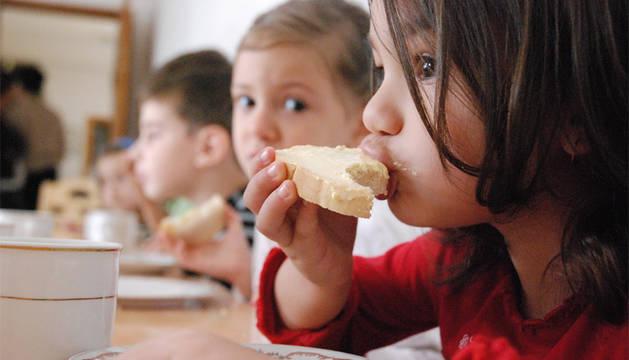 Un comedor de Aldeas Infantiles SOS.