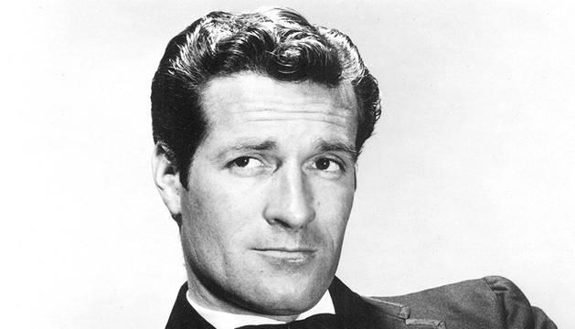 El actor Hugh O'Brian.