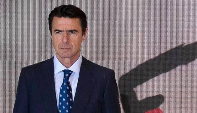 El exministro José Manuel Soria.