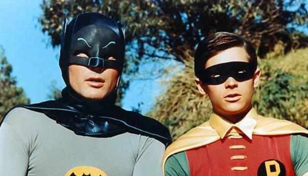 Fotograma de la primera película de 'Batman'.