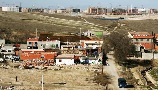 Más de 40.000 gitanos viven en España en infraviviendas