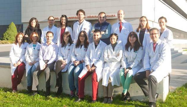 El equipo de la investigación