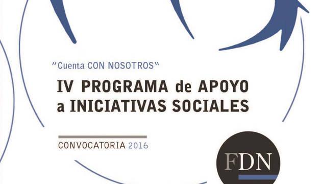 Fundación Diario de Navarra apoya iniciativas sociales