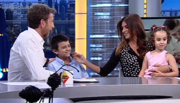 Penélope Cruz y Antena 3 recaudan 102.000 € para luchar contra la leucemia