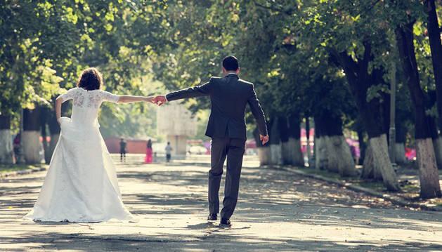 amor, boda, novios