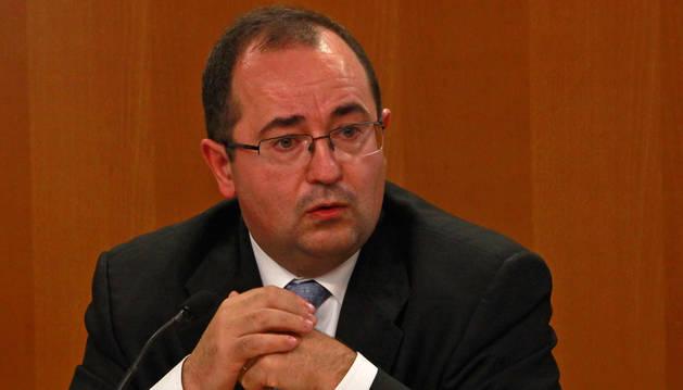 Carlos Centeno, experto en Medicina Paliativa.