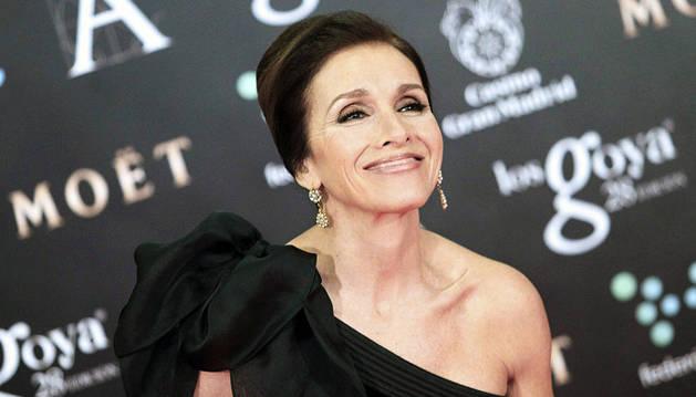 La actriz y cantante Ana Belén recibirá el Goya de Honor 2017