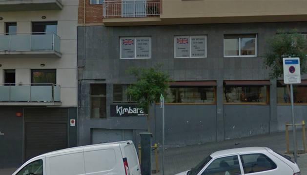 La discoteca cerca de la que tuvieron lugar los hechos.