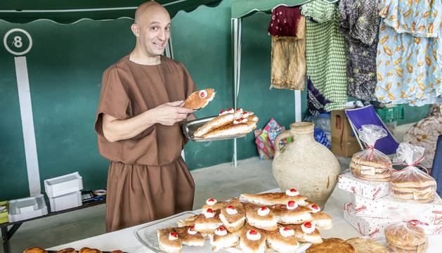 Liédena celebra la IV Feria romana