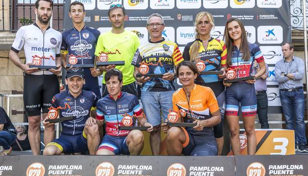VIII Maratón Pamplona-Puente la Reina
