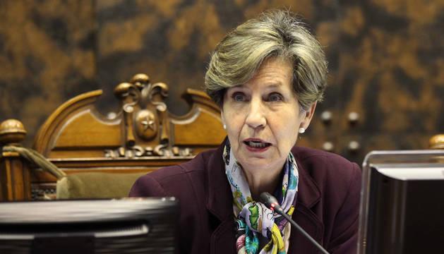 Isabel Allende anuncia su candidatura a la presidencia de Chile