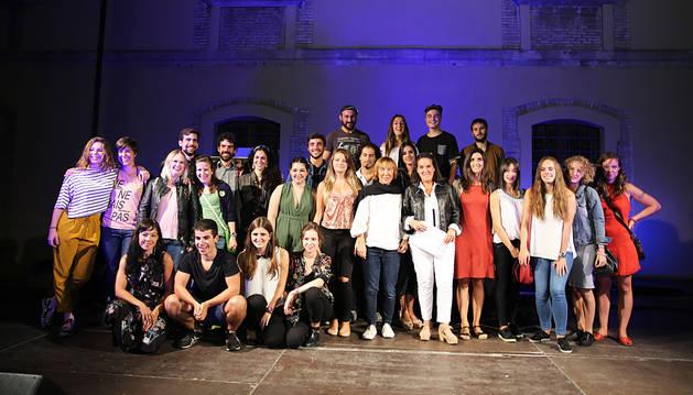 El INDJ entrega los premios de los Encuentros de Arte Joven