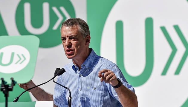 Los reproches por la falta de Gobierno centran los mitines del día en el País Vasco