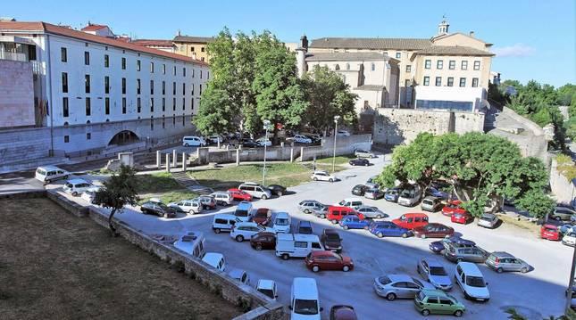 El departamento de Educación del Gobierno de Navarra
