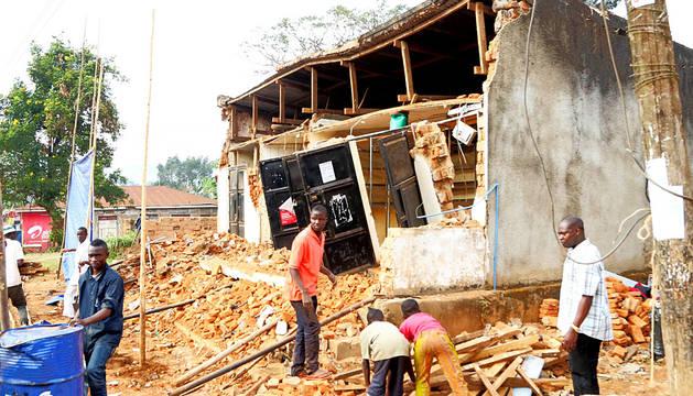 Aumentan a 15 los fallecidos por el terremoto de Tanzania