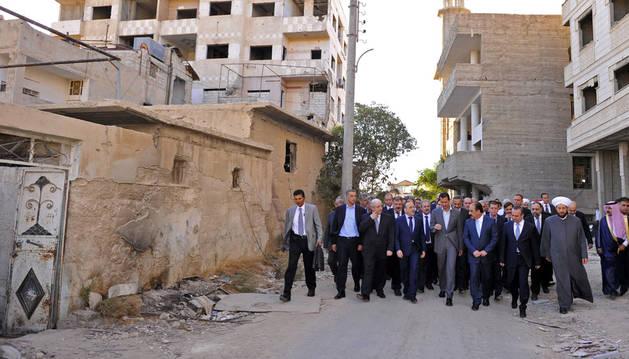 El Ejército sirio asegura que ha derribado un avión y un dron israelí