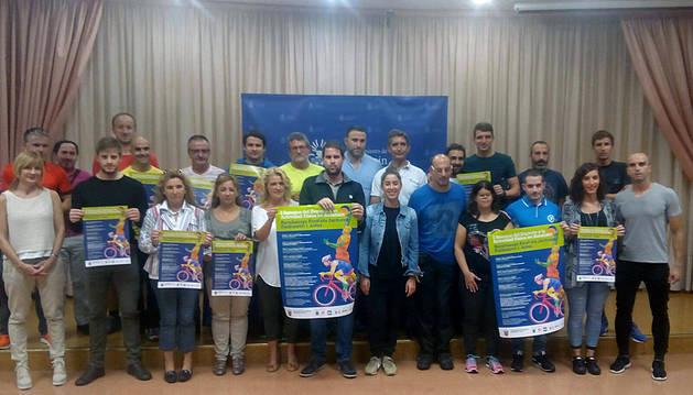 Barañáin organiza su I Semana del Deporte y la Actividad Física