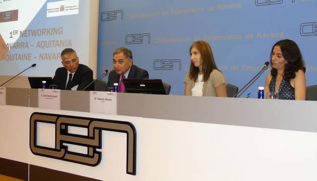 El encuentro fue organizado conjuntamente por ANEC y Crea Aquintania