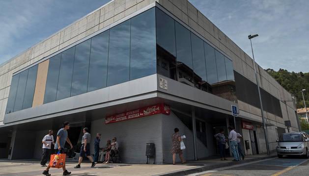 La empresa Gesport sustituye desde el 1 de octubre a Serdepor en la gestión del pabellón
