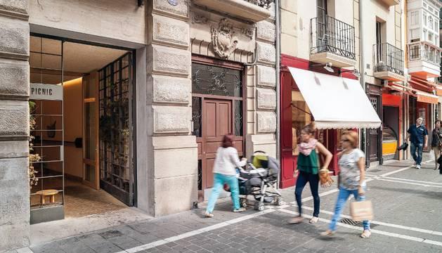 Bar Picnic, en Pamplona