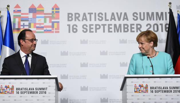 La UE promete unidad y más seguridad para recuperar el apoyo de los europeos