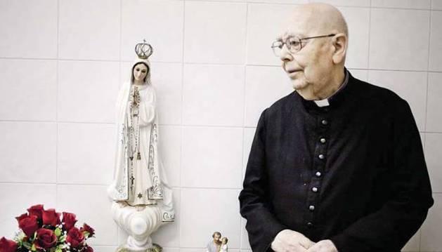 El sacerdote Gabriele Amorth.
