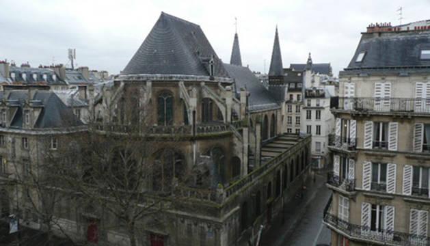 En el Distrito 1 de París