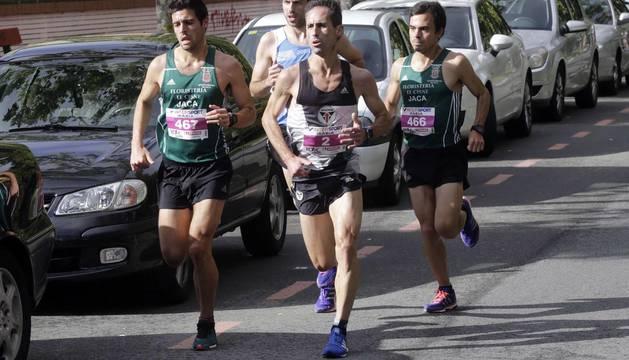 Imágenes de la carrera 10K Pamplona