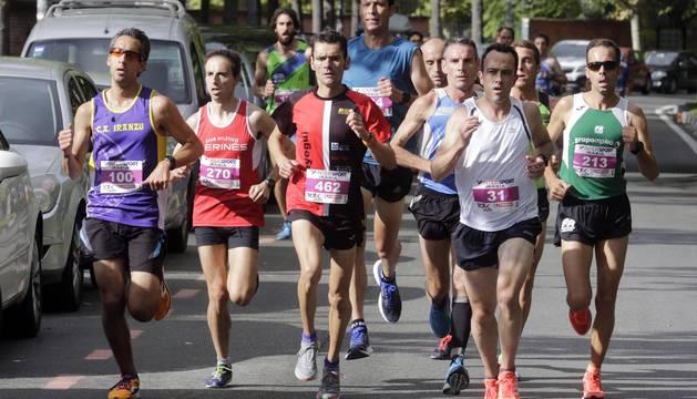 10k Pamplona 2016